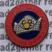 Disney Pin Disney's California Adventure Pre Opening Series California Screamin'