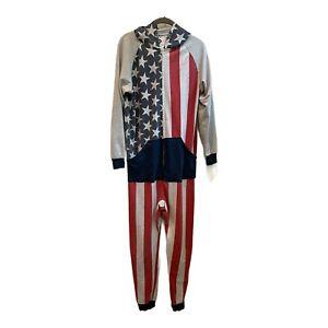 American Flag Jammies