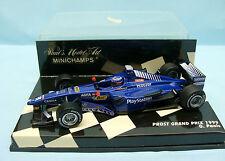 T14/081 MINICHAMPS / F1 PROST GRAND PRIX N°18 O.PANIS 1999 1/43
