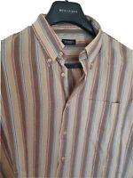 Mens chic BURBERRY LONDON by BURBERRY long sleeve shirt size XL. RRP £175.