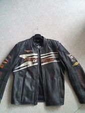 Harley Davidson Herren Lederjacke