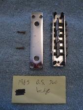 vintage Rickenbacker bridge vibrato tailpiece 365 360 R 1966 1965 1967 1968 1969