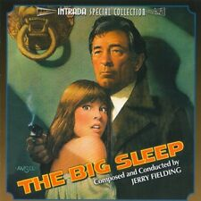 THE BIG SLEEP  CD JERRY FIELDING SOUNDTRACK LIMITED EDITION OOP