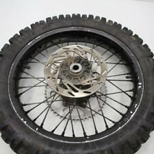 137 1993 ktm 250 REAR BACK WHEEL RIM W TIRE  110/100-18