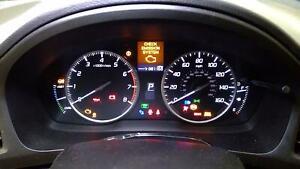 2013 2014 ACURA ILX HYBRID Speedometer Odometer Gauge Cluster 81k Miles