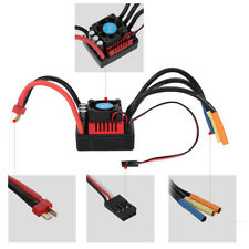 For 1/8 RC Car Waterproof 80A Brushless ESC Kit Parts Electric Speed Controller