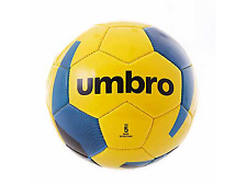 Umbro Decco Football Soccer Ball Size 5 Hand Stitched Outdoor Match Training UK