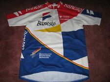 Banesto Campagnolo Nalini Italian cycling jersey [44 inch chest] ...