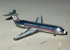 HERPA AMERICAN AIRLINES BAC 1-11-400 1/500 DIECAST PLANE #523459