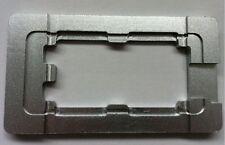Samsung Galaxy S7 LOCA UV Glue LCD Alignment Refurbishment Aluminum Mould Mold