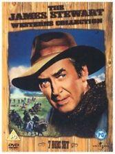 The James Stewart Western Collection 7 Disc Set DVD