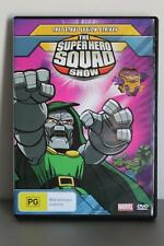 Superhero Animation and Anime DVDs and Blu-ray Discs