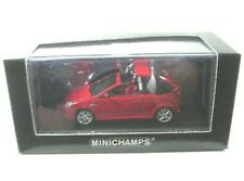Opel Tigra TwinTop 2004 Red Minichamps 1 43 400043131 Miniature