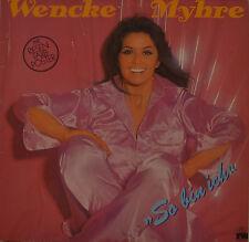 """WENCKE MYHRE - SO BIN ICH 12"""" LP (T 152)"""