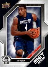2009 - 2010 Upper Deck Basketball Draft Edition #44 Jeff Adrien NBA ROOKIE RC