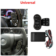 Multi-function Wireless Car Steering Wheel Button Remote Car DVD GPS Controller