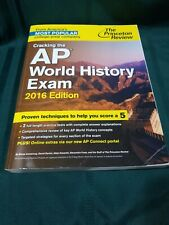 Princeton Review Cracking the Ap World History Exam (2016 Edition)