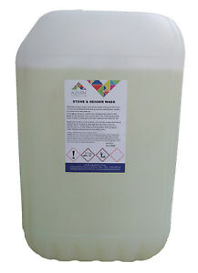 Stone and Render Wash Removes Organic & Moisture Related Soiling & Stains - 25L