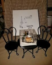 2012 Grant A Wish GAW Barbie Broadway Glamour Dressing Table