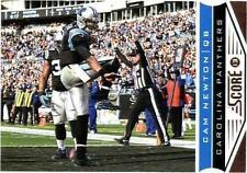 2013 Score Cam Newton Carolina Panthers #27 Football