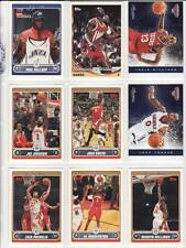 Paul Millsap ROOKIE Card Topps+D. Wilkins+ Johnson+Josh Smith - Hawks 9 Card Lot