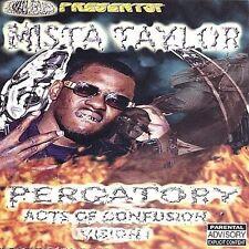 NEW Pergatory [Explicit] (Audio CD)