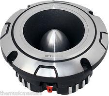 Pair 400 Watt Flush Mount Aluminum Super Bullet Tweeters Speakers Car Home Pro