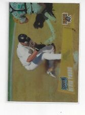 2000 TOPPS STADIUM CLUB CHROME BASEBALL PARALLEL REFRACTOR #14 KEVIN YOUNG