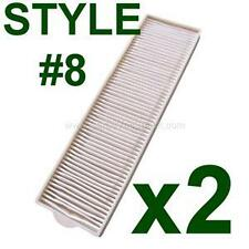 2 Post HEPA Filter for Bissell Vacuum Style 8 14 3091