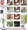BOS & SARINO 10 in 1 Steam Wooden Floor Kitchen Shower Stain Grout Cleaner Mop