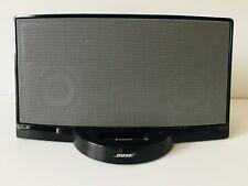 Bose SoundDock Digital Music System iPod Series I Black - Tested & Works