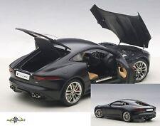 Jaguar F-Type R Coupe matt schwarz 1:18 AUTOart 73652