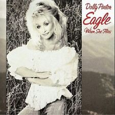 *NEW* CD Album Dolly Parton - Eagle when she Flies  (Mini LP Style Card Case)/*