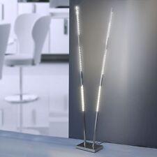 Steh LED Lampe 25,2W  Decken Fluter Wohn Zimmer Leuchte Kugel Gelenk dimmbar