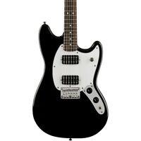 Squier Bullet Mustang HH Electric Guitar Black