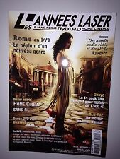 LES ANNEES LASER N°124 2006 ROME / INTERVIEW STAN WINSTON - ERIC BANA