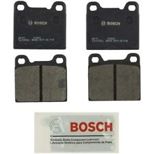 Disc Brake Pad Set-QuietCast Pads Rear,Front Bosch BP31
