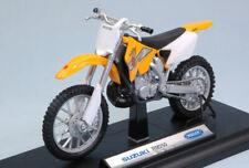 Suzuki RM250 Moto Motocross 1:18 Model 38512G WELLY