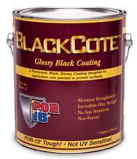 POR-15 45801 Gloss Black Top Coat - 1 Gal