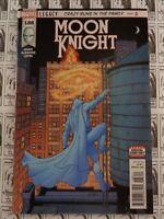 Moon Knight (2017) Marvel - #188, Crazy Runs in the Family, Bemis/Burrows, NM
