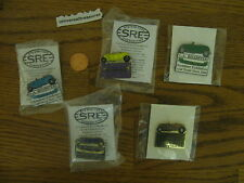 5 years hat pins L.A. Los Angeles LA Roadsters Hot Rod Club Ford Los Angeles