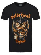 Motorhead T-shirt Mustard Pig Men's Black