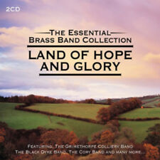 Various Artists : The Essential Brass Band Collection CD (2010)