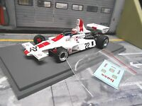 F1 HILL GH1 Ford Cosworth V8 British GP 1975 #22 Jones Embassy 5th Spark 1:43