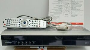 Hitachi AVC50 AVC3-U Audio Video Control Center with Remote Cables Tested Works