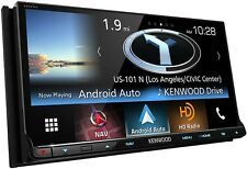 "Kenwood eXcelon DNX893S 6.95"" HDMI MHL DVD Navigation w/ Bluetooth & HD Radio"