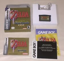 Legend of Zelda: A Link to the Past - Nintendo Game Boy Advance 2002 CIB