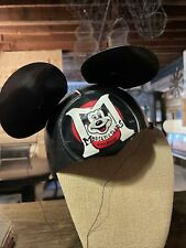 New listing Vintage 1955 Mouseketeer Mickey Mouse Club Hat Ears Moveable