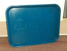 More details for 6 x burger king meltdown food tray lot bbq kids party meal fast food collectable