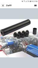 11 PCS 5/8 -24 Mini Breather Car Clean Auto 1 x 6  black